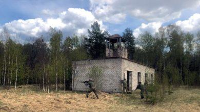 Photo of Лазертаг в России: репортаж с крупнейшей в мире битвы в смоленских лесах