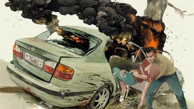 Photo of Обыкновенные герои: Евгений Богинский спас людей из горящей машины
