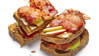 Photo of Бутерброд с арахисовым маслом и беконом: топливо марафонцев