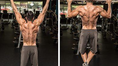 Photo of Как накачать широкие плечи?