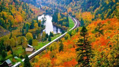 Photo of Где самая красивая осень на Земле: топ 10 мест