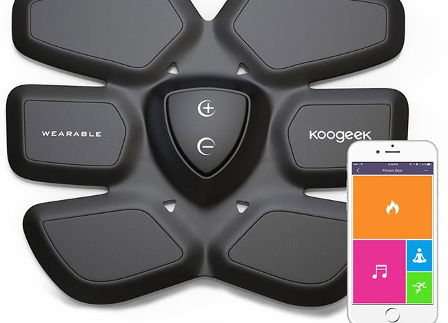 Photo of Электрические миостимуляторы KOOGEEK для мышц и сжигания жира
